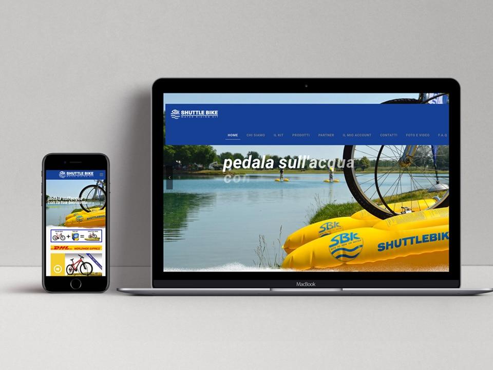 sito web Shuttle Bike